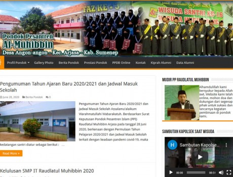 Pondok Pesantren Raudlatul Muhibbin