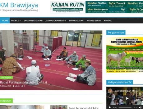 Masjid Hidayaturrahman Brawijaya